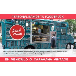 food truck vintage