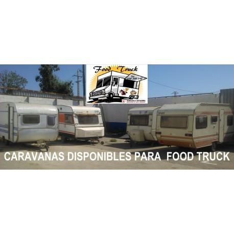 caravanas para restaurar