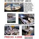 BARCA RIO 450 TOP