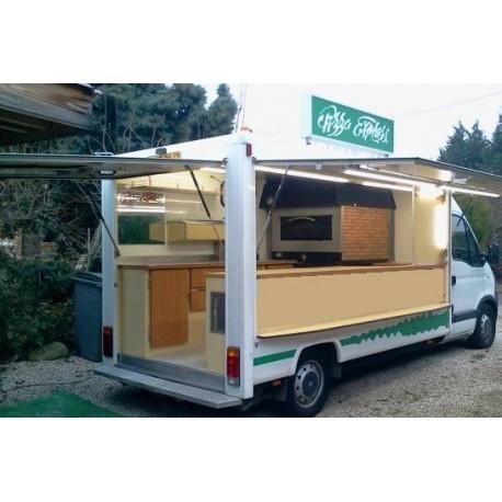 R-20 furgón pizzeria MMA 3.500 kg