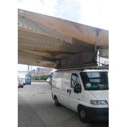 furgon mercado TOLDO UNICO