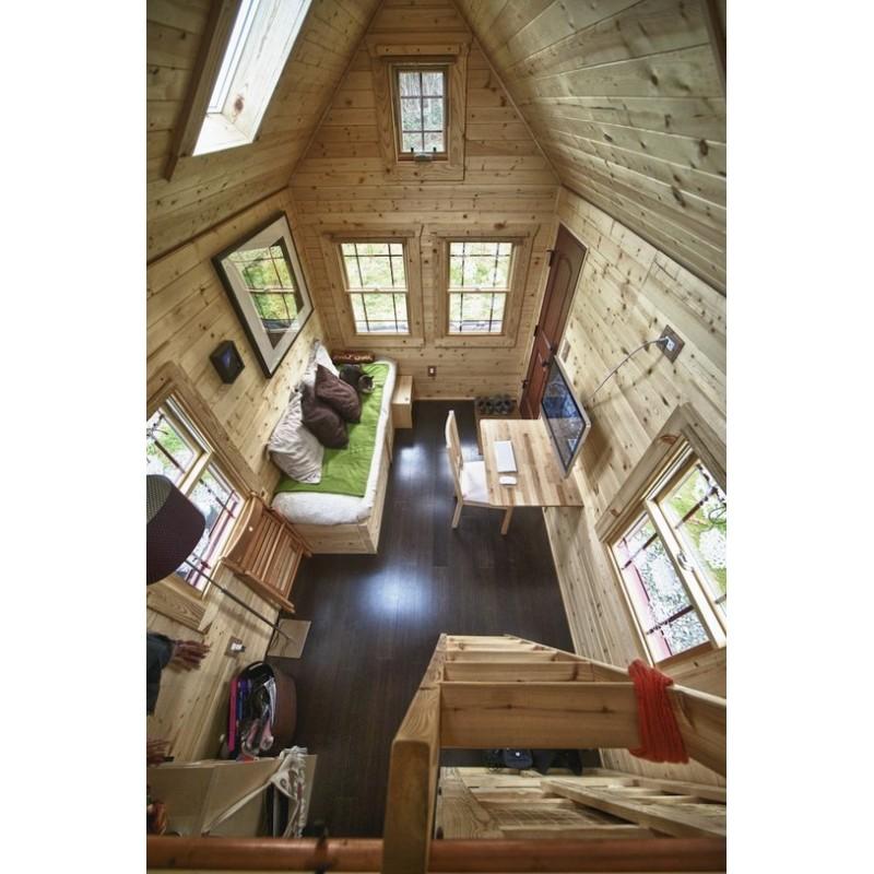 interiores de mini casas - Remolques Tarragona - Remolques ...