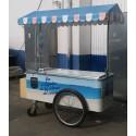 carrito helados puf