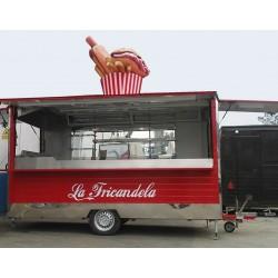 Food La Fricandela