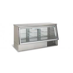 Mostrador vitrina de frio