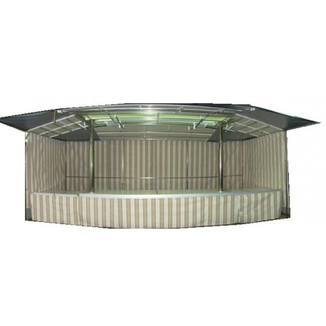 R-Vta. Ambulante techo elevable (A-9)