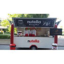Food NUTELLA modelo AXEL