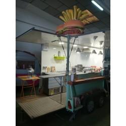 FOOD TRUCK Ref CABALLOS