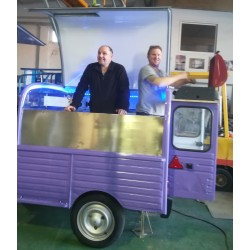 food truck remolque 2cv (DISPONIBLE)