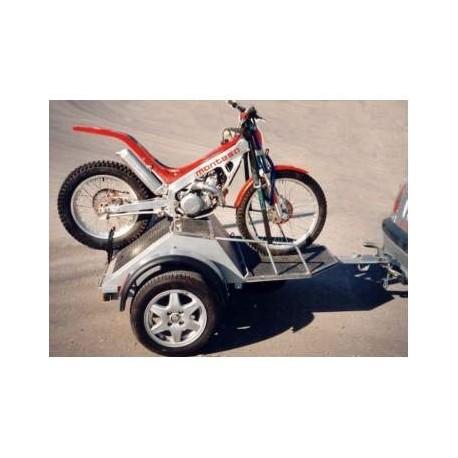 Remolque para motos de trial o enduro (MO-2)