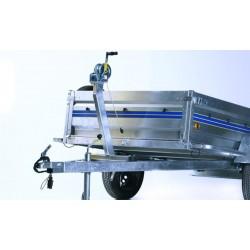 Soporte y cabrestante para cajas AC-10