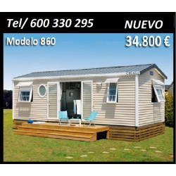 Mobil-home 02 8,60 OFERTA NUEVO