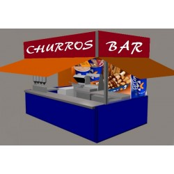 Módulo churrería-bar