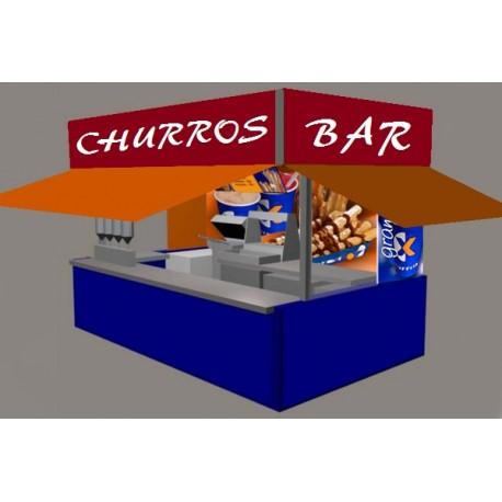 Módulo churrería-bar