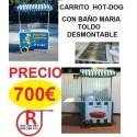 carrito hot dog