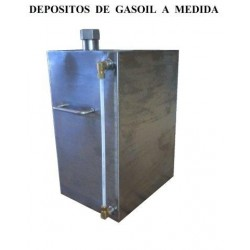 Deposito Gas-oil para churreras